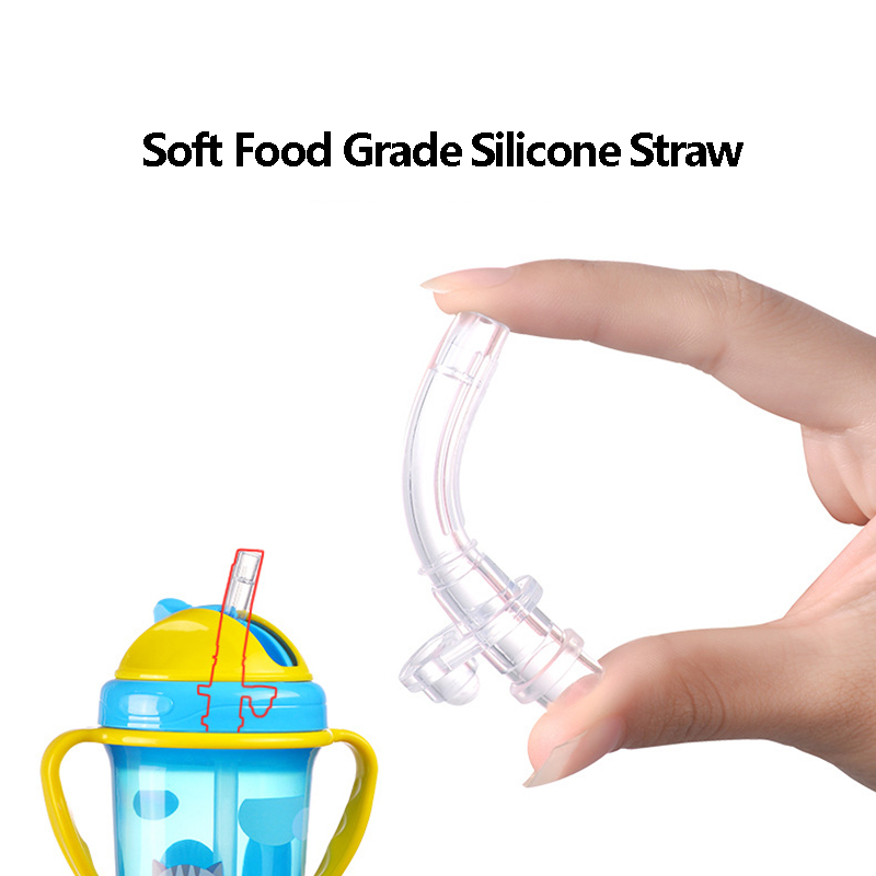 BPA Free New Baby Training Cup Infant Leak-Proof Cute Drinker Toddler Anti-fall Handle Bottles Kid Healthy Drink Kettle MY0052 (7)
