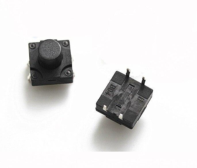 12X12X12.5mm 4pin waterproof DIP Tactile Tact Mini Push Button Switch Micro Switch Momentary 50pcs/lot