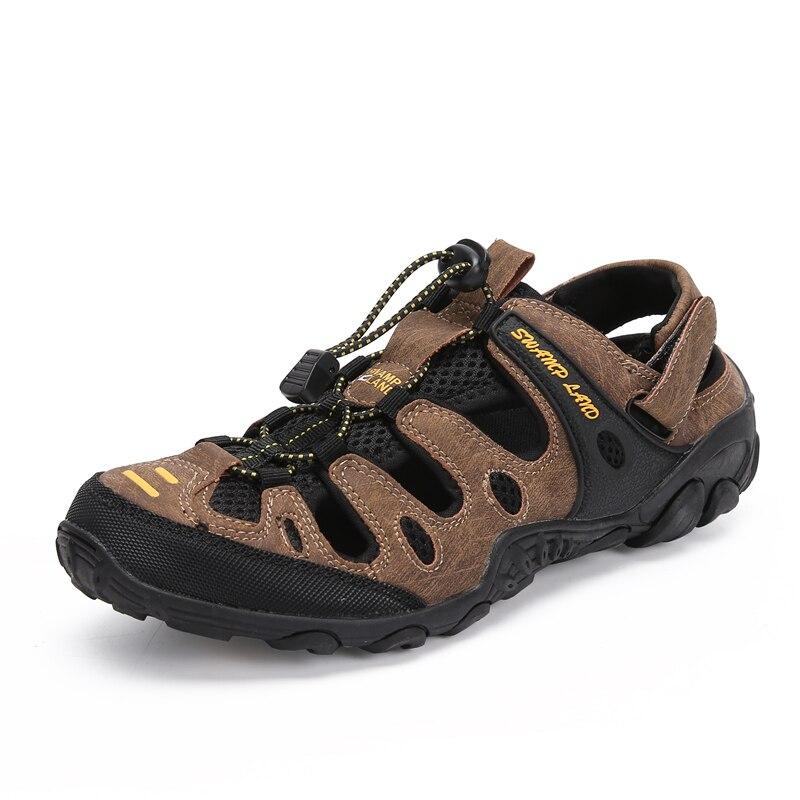 Aliexpress.com : Buy Outdoor Sandals Summer Shoes Men ...