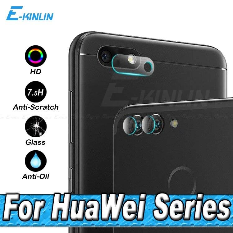 Back Camera Lens Protector Film For HuaWei Nova 3 3i 3e 2 2S Lite Plus Smart Young 2017 Transparent Tempered Glass