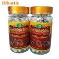 10 botella de Setas Complejo (Maitake, Reishi, Shiitake) Extracto de 30% de Polisacáridos de 500 mg x 900 Cápsulas envío gratis