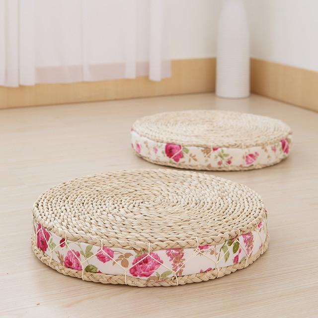 Futon Tatami 8cm thinckness 40 45 50cm cotton seat cushion futon floor