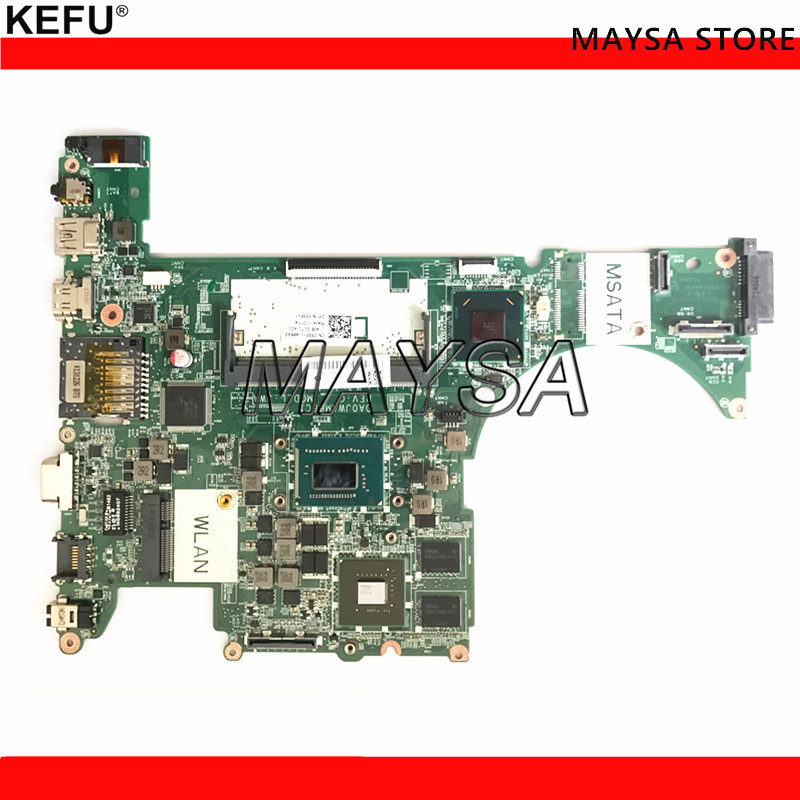 KEFU CN-0HVGDC HVGDC FOR DELL VOSTRO 5560 laptop motherboard DA0JWAMB8C1 REV:C MODEL:JWA I3-3110M mainboardKEFU CN-0HVGDC HVGDC FOR DELL VOSTRO 5560 laptop motherboard DA0JWAMB8C1 REV:C MODEL:JWA I3-3110M mainboard