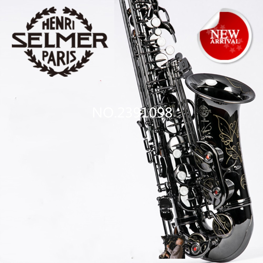 Top New High Quality Saxophone Alto Sax Selmer 54 alto saxophone Musical Instruments Professional E-flat Sax Alto Saxophone аркадий севидов александр фон питамик зольт дики владимир федосеев дитер гольдман евгений владимиров 100 лучших произведений бетховена mp3