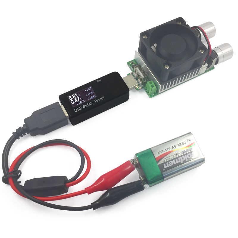 1 шт. оптовая продажа дропшиппинг moonbiffy 7 в 1 USB Тестер DC Цифровой вольтметр Амперметр детектор power Bank индикатор