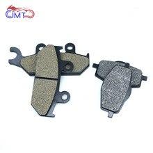 For Yamaha XT600 1990-1995 XT600E 1989-2003 XTZ660 Tenere 1991-1998 XT 600 XTZ 660 Front & Rear Brake Pads Set Kit