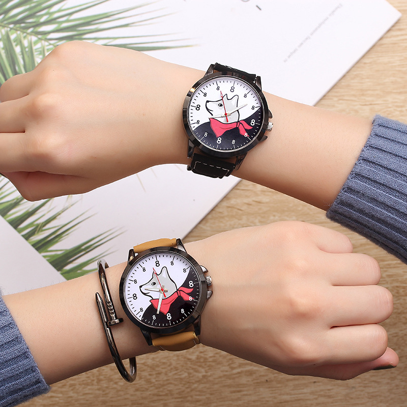 Hot Sale Women Bracelet Watch Female Quartz Women Watches Fashion Clock Ladies Watch Waterproof Vintage Watch For Girls Dog