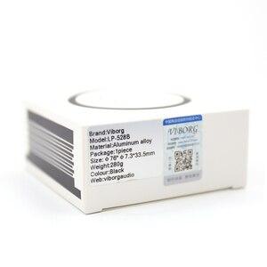 Image 4 - Виборг LP528B 50 Гц, черный, 280 г, стабилизатор диска с записью веса LP, вертушка с вращающимся механизмом