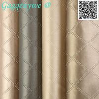 Gagqeuywe wide 1.38m Mosaic leather fabric soft diy fabric artificial leather pu leather TV background wall decoration fabri