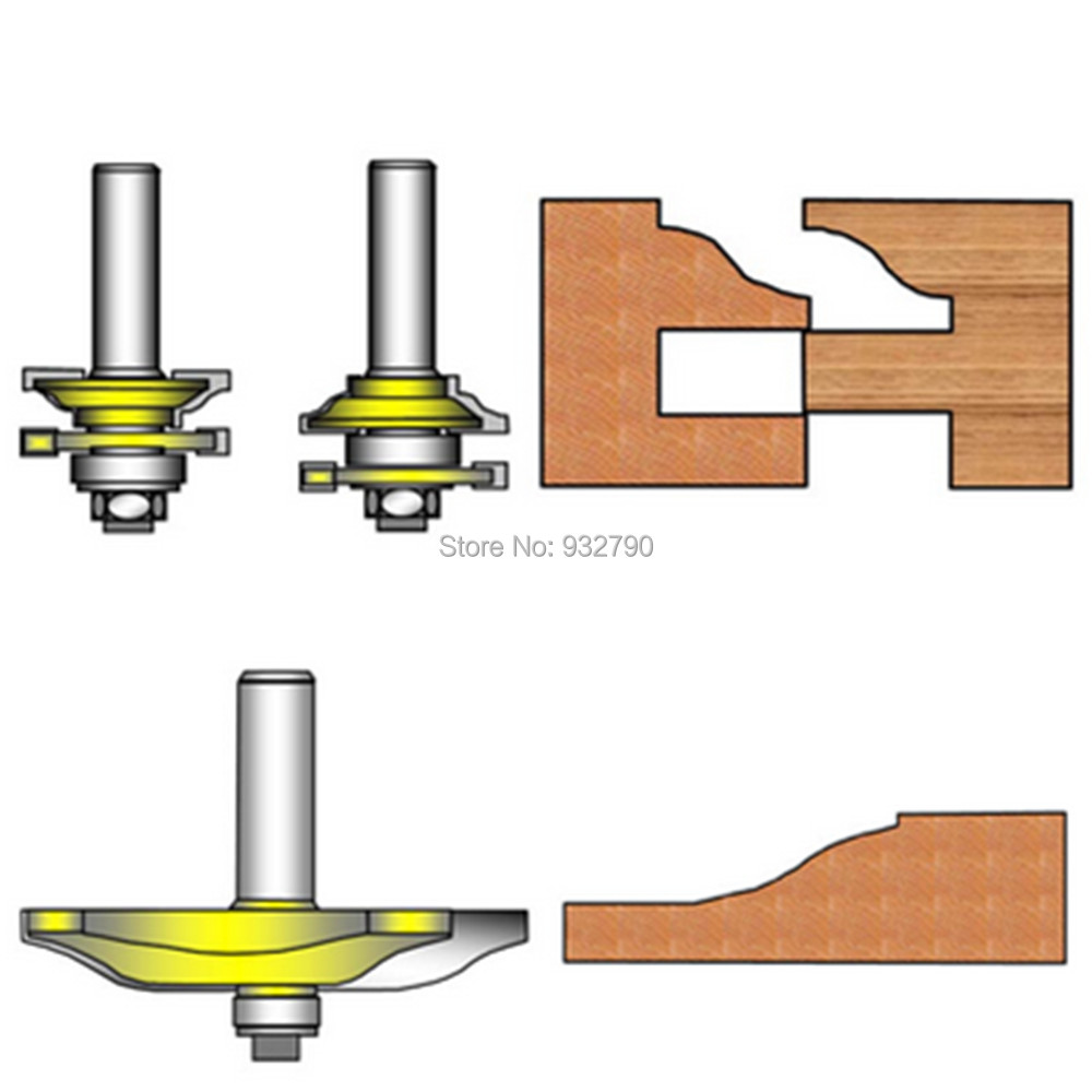 Picture Frame Router Bits 1 4 Shank | secondtofirst.com