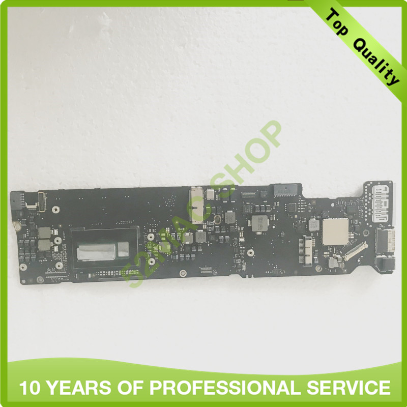 820-3437-B For MacBook AIR A1466 2013 2014 1.3 1.4 1.7 4gb 8gb Md760 Md761 Motherboard Logic Board Tested Fully 100%(China)