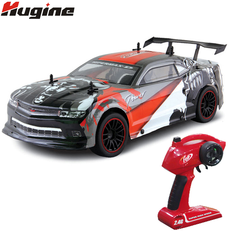 RC Car For Chevrolet Camaro/GTR/GT/R8 1:10 High Speed Drift Racing Champion Radio Control Vehicle Model Electronic Hobby Toys