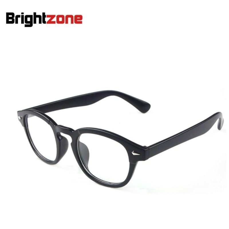⊹Hombres Libres del envío de la vendimia miopía gafas ópticas gafas ...