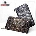 FD BOLO Brand Bag Men Wallets Retro Clutch Mens Wallet Leather Genuine Monederos Portefeuille Homme Billetera Hombre Male Purse