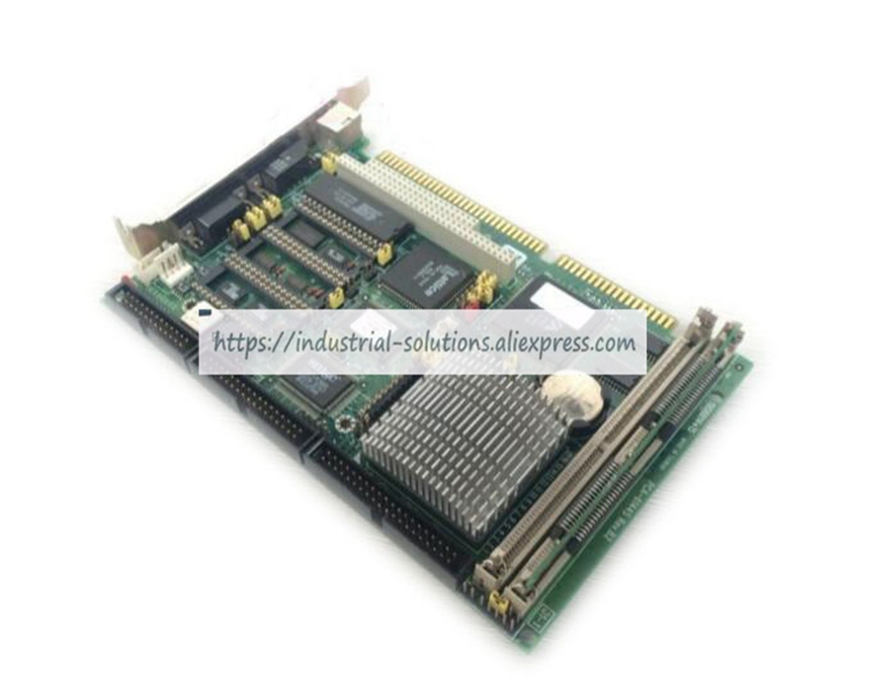 Industrial computer motherboards PCA-6144S Rev.B2 with CPU& memory&fan IPC motherboard industrial floor picmg1 0 13 slot pca 6113p4r 0c2e 610 computer case 100% tested perfect quality