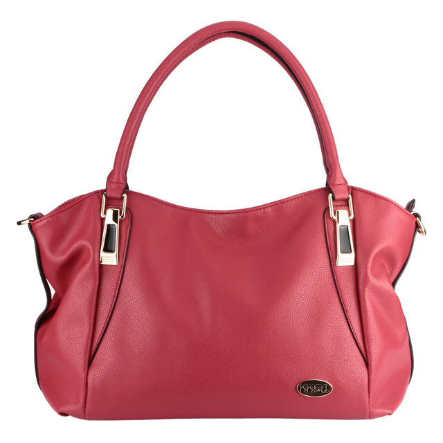 Fashion Women Lady Large Leather Baguette Handbag Shoulder Bag Messenger Casual Tote Satchel Purse Wristlets