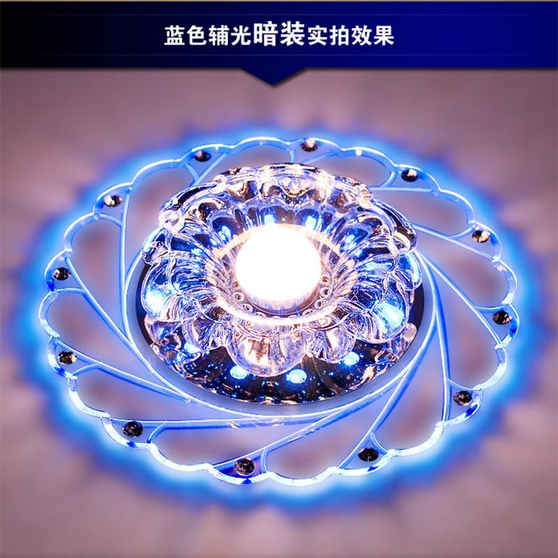 Online shop crystal ceiling light plafoniere lampare techo salon ...
