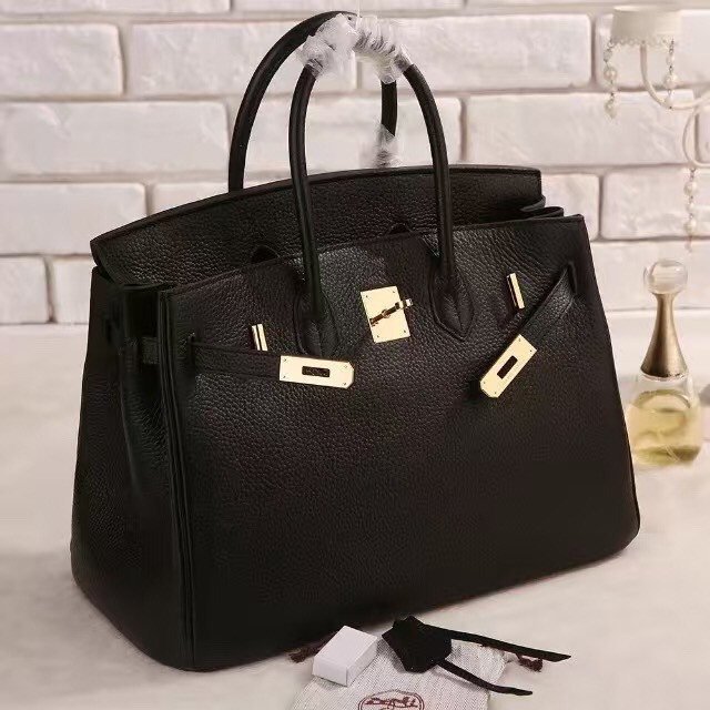 Luxury togo genuine leather bags famous brand designer handbags high quality off
