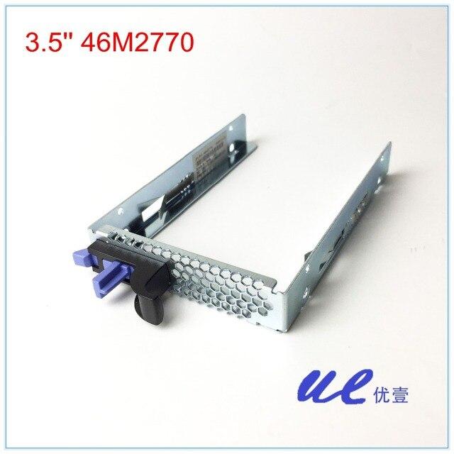 46M2770 2.5 SAS SATA Hard Drive Tray Caddies for IBM X Series DX360 M3 X3250 M5, free shipping