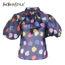 Bowknot Tops TWOTWINSTYLE ใหม่