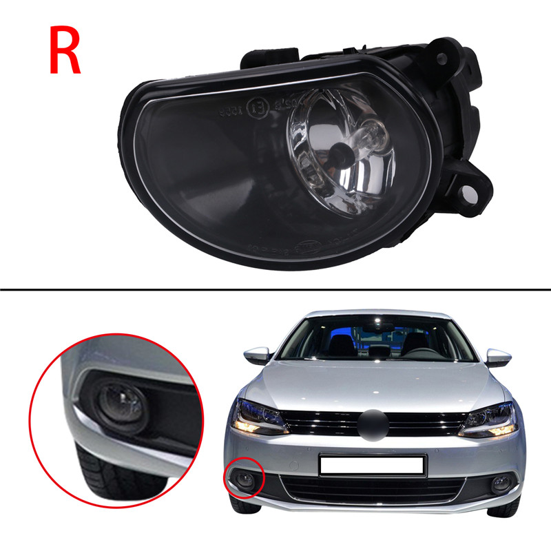 Right Side Front Fog Light Driving Lamps Light Assy  Halogen headlights Lens For Audi A8  05-07 4E0941700A // runmade front lower driving fog light for 2012 audi a4 b9 right side with h8 35w 12v bulbs l8kd 941 700a