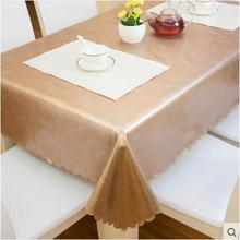 2017 new european style table cloth waterproof wipe clean pvc vinyl tablecloth dining kitchen table cover - Kitchen Table Covers Vinyl