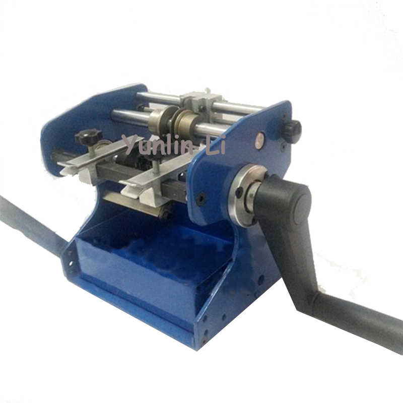U Type Resistor Axial Lead Bend Cut & Form Machine, Resistance Forming / U Molding Machine