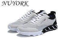 New listing hot sales summer men net Breathable Sports running shoes 789#