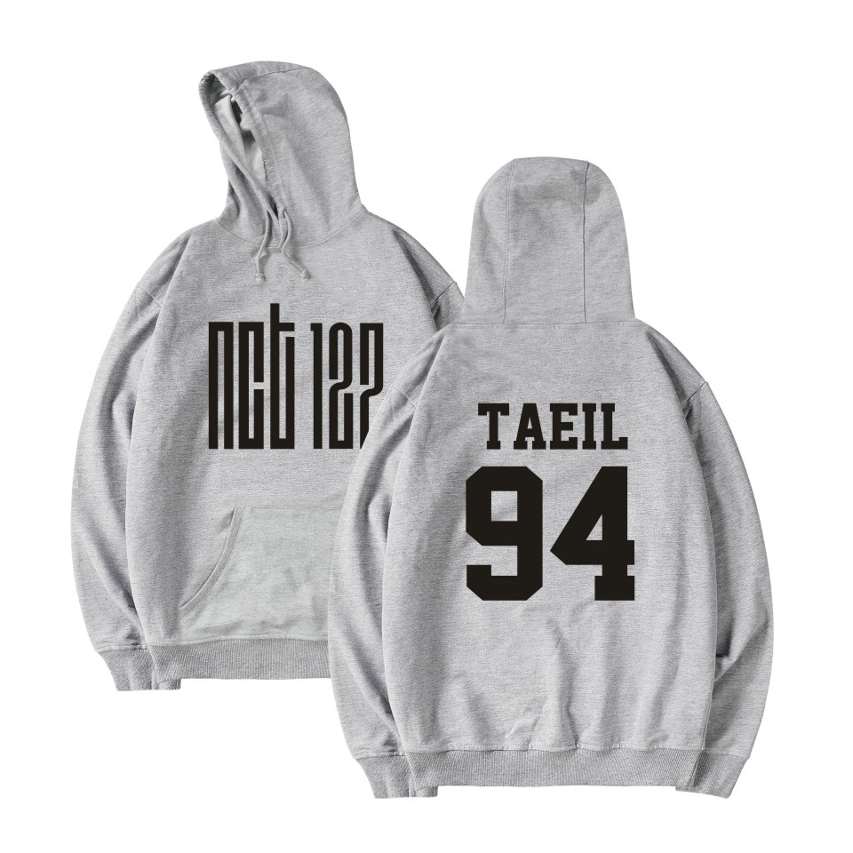 99183cf9b94 WEJNXIN Kpop NCT 127 Fans Hoodies With Hat Women Men NCT127 U Album Casual  Cotton Clothes Pullover Print Long Sleeve Sweatshirt-in Hoodies    Sweatshirts ...