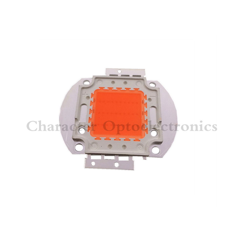5PCS 30W LED Grow light chip Epistar full spectrum 380-840nm led grow array for indoor DIY growth and bloom