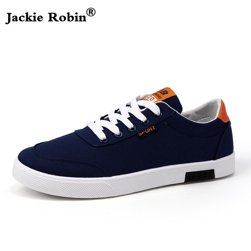 2018 Hot sale Men's casual shoes Lace-up Flat Heel Canvas Comfortable Shoes Fashion Breathable Loafers Men Flats Zapatos Hombre new 2017 men flats shoes brand superstars england shoes men hot sale fashion men shoes luxury zapatos hombre c16