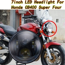 7 Inch led headlight for honda motorcycle CB400 CB500 CB1300 Hornet 250 600 900 VTE CVTR250