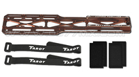 Tarot 600 PRO Parts Metal Battery Holder TL60215 Brown/Silver Free Track Shipping