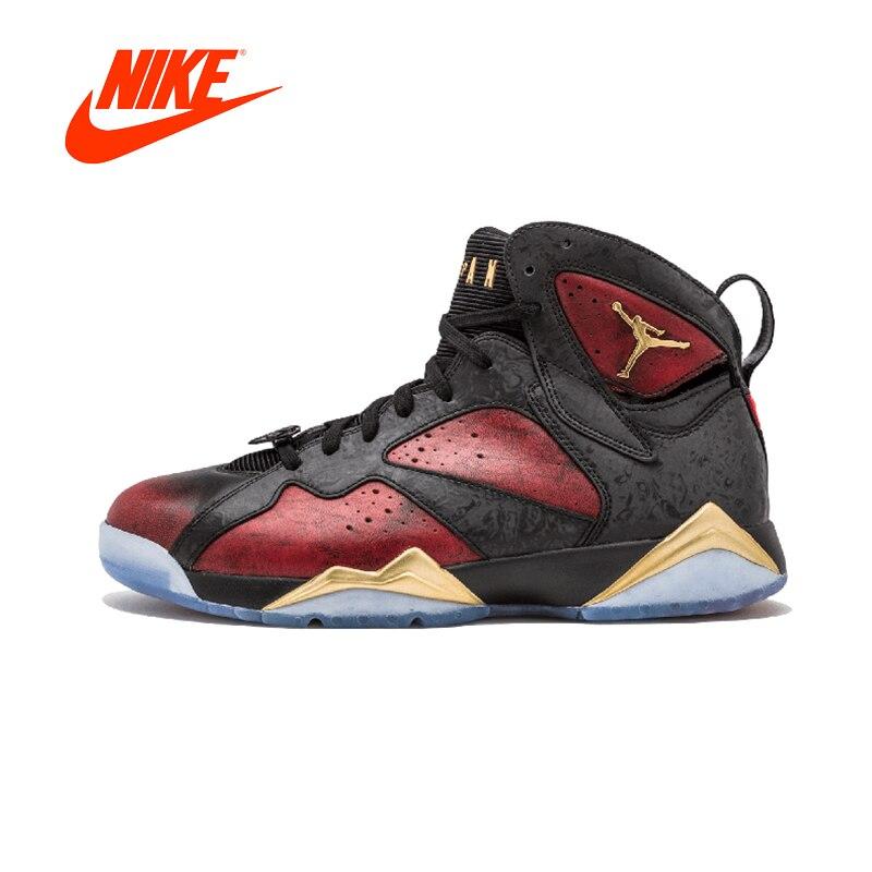 Original New Arrival Authentic NIKE Air Jordan 7 Retro DB Doernbecher Mens Basketball Shoes Sneakers Sport Outdoor спортивная футболка nike 2015 as jordan 23 7 teet 635709