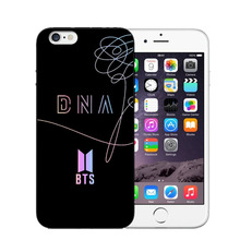 KPOP BTS Signature Case