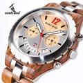 BOBO BIRD, элегантные деревянные мужские часы, Лидирующий бренд, Роскошные Металлические наручные часы, водонепроницаемые, с дисплеем даты, marcas ...