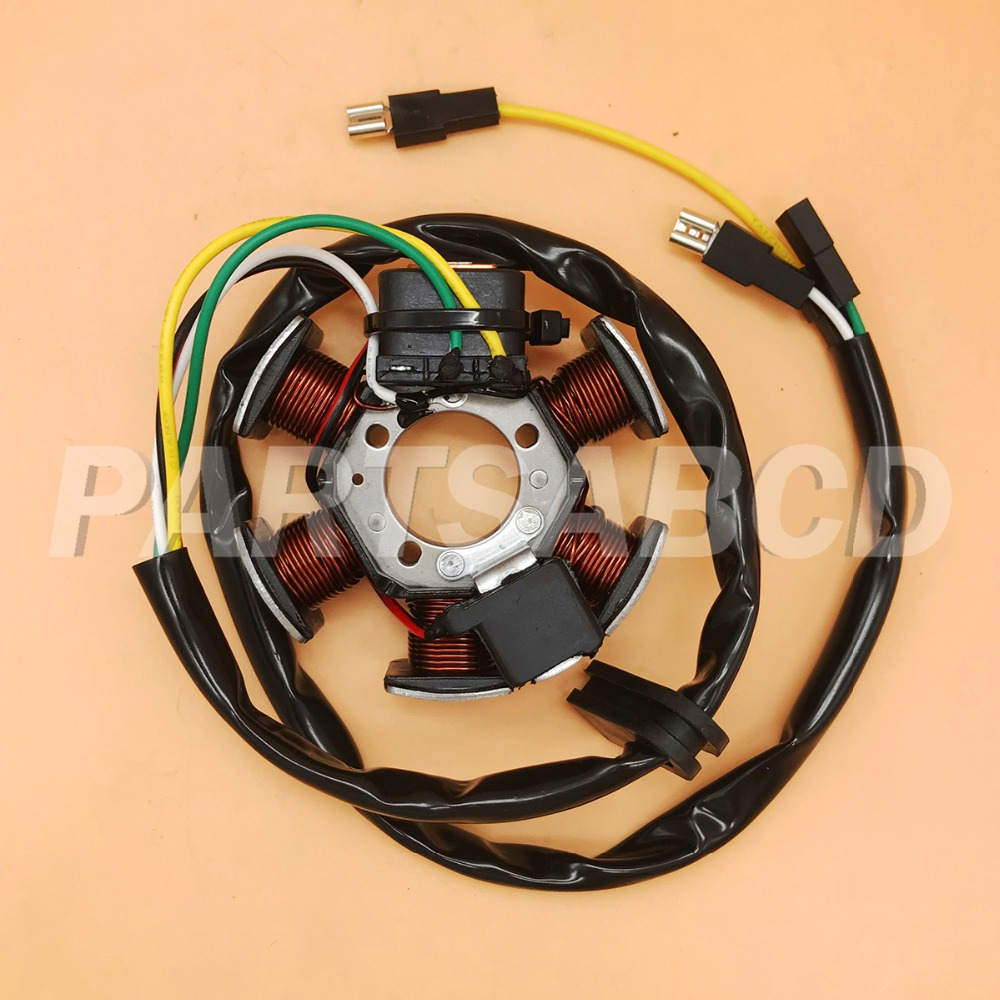 Am6 Tuono Generator Stator Plate Alternator Magnetic Coil For Aprilia Rx 50 Wiring Rs50 Rx50 Mx50 Rs Mx In Motorbike Ingition From Automobiles Motorcycles On