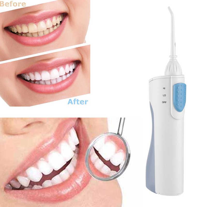 Irygator ustnej przenośny irygator do zębów strumieniem wody do czyszczenia zębów do czyszczenia zębów pielęgnacji szczoteczka międzyzębowa OI-05