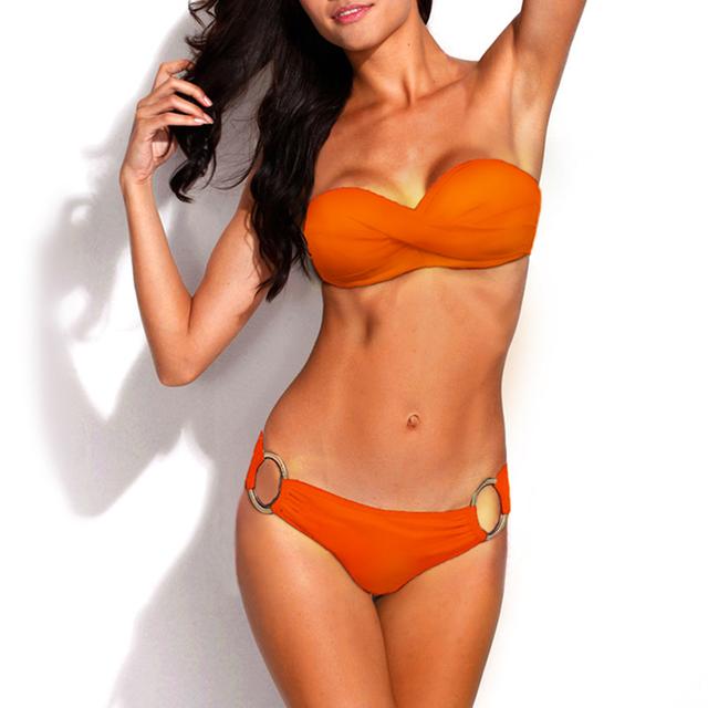 Swimsuits Brazilian Bikini Set