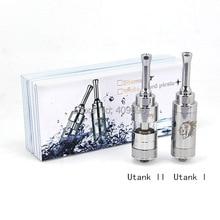 เคราสีขาวโจรสลัดเครื่องฉีดน้ำหมอผีเครื่องฉีดน้ำ3มิลลิลิตรUtank I Utank II Cigอีเครื่องฉีดน้ำที่สามารถปรับการไหลของอากาศขดลวดเปลี่ยนแปลงKamryยี่ห้อ