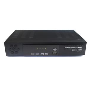 Image 4 - Full HD DVB T2 S2 Combo Decoder + wifi Satellite Receiver Support IKS Cccam Youtube Biss Terrestrial Satellite Combo Iptv TV Box