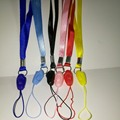 100pcs 45cm hanging Neck Lanyard Mobile phone rope badge lanyard lanyard card set, special offer free shipping