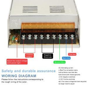 Image 4 - 범용 스위칭 컨버터 전원 공급 장치 어댑터 변압기 스위치 전원 led 스트립 빛에 대 한 220 v 12 v dc 30a 360 w