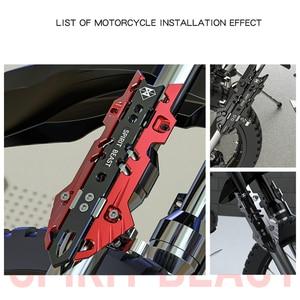 Image 2 - SPIRIT BEAST รถจักรยานยนต์หน้าป้องกัน Avt สำหรับ Honda Suzuki Yamaha Bmw Benelli Pitbike Kawasaki Triumph