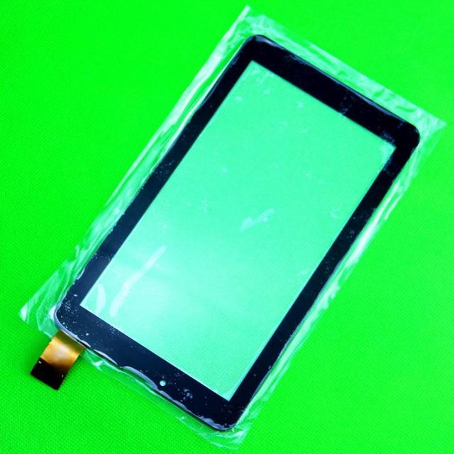"""7 """"Pulgadas 185*104 OEM Compatible con ZJ-70053E FM707101KD Panel de Pantalla Táctil de Cristal Digitalizador Reemplazo Negro"""