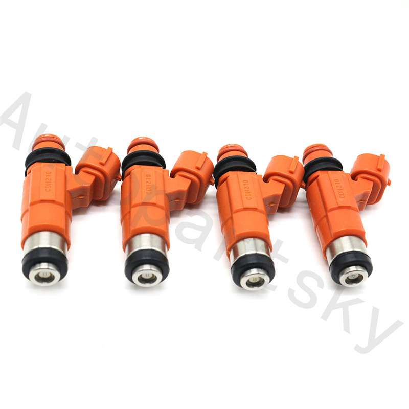 New 880887T 1 4 Pieces Fuel Injectors For Mercury 115 EFI 4 Stroke 2001-2006 A+