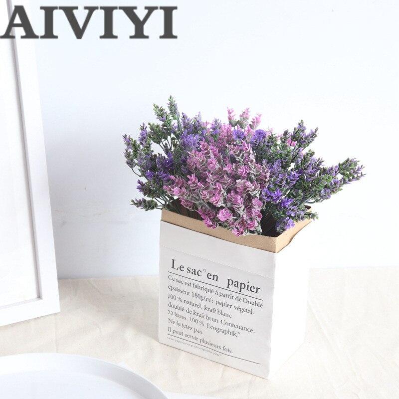 1 stücke Kunststoff Eukalyptus shell gras grüne pflanze künstliche calla pflanzen simulation blätter gefälschte gras für home dekoration blumen