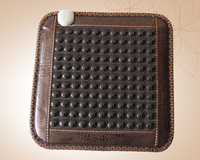Natural germanium stone heated hot health care heating mats physical therapy mats,free shipping