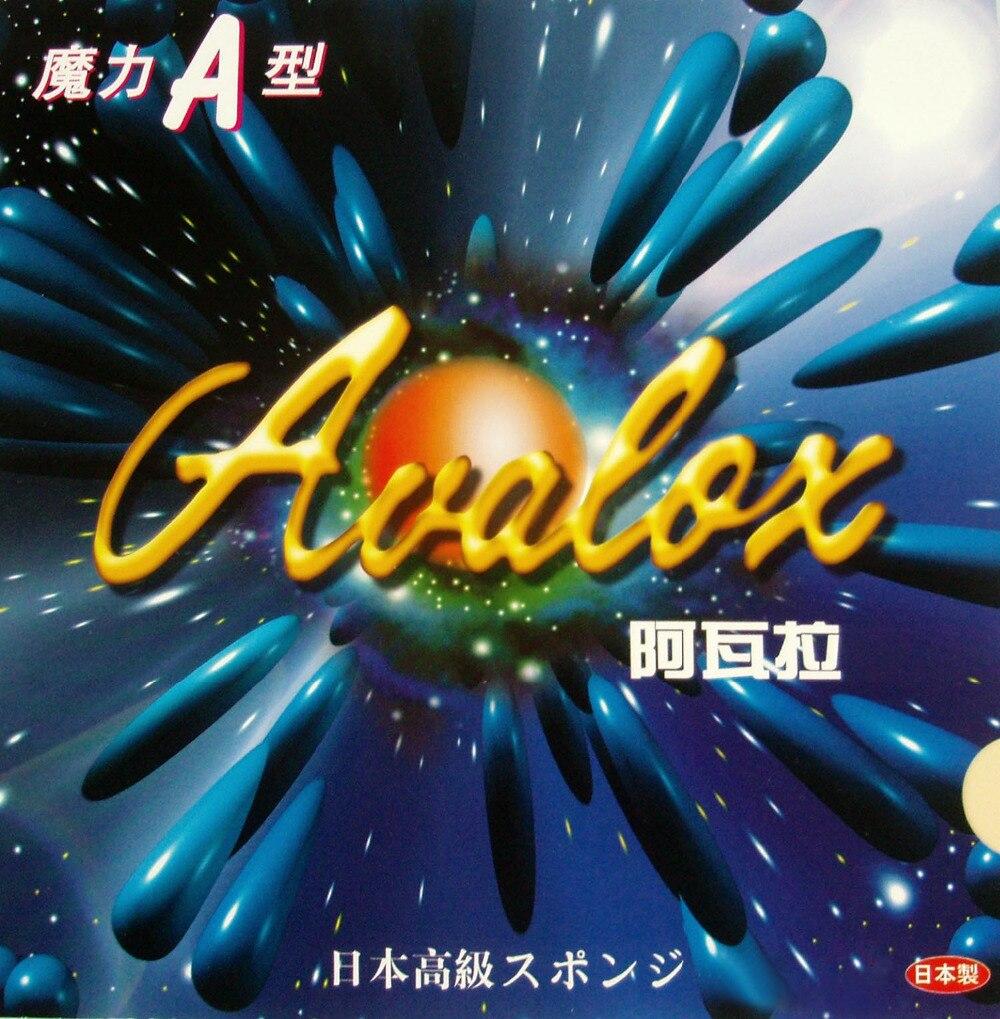 Original Avalox Magic A Magic B Magic C Table Tennis / Pingpong Japanese Sponge