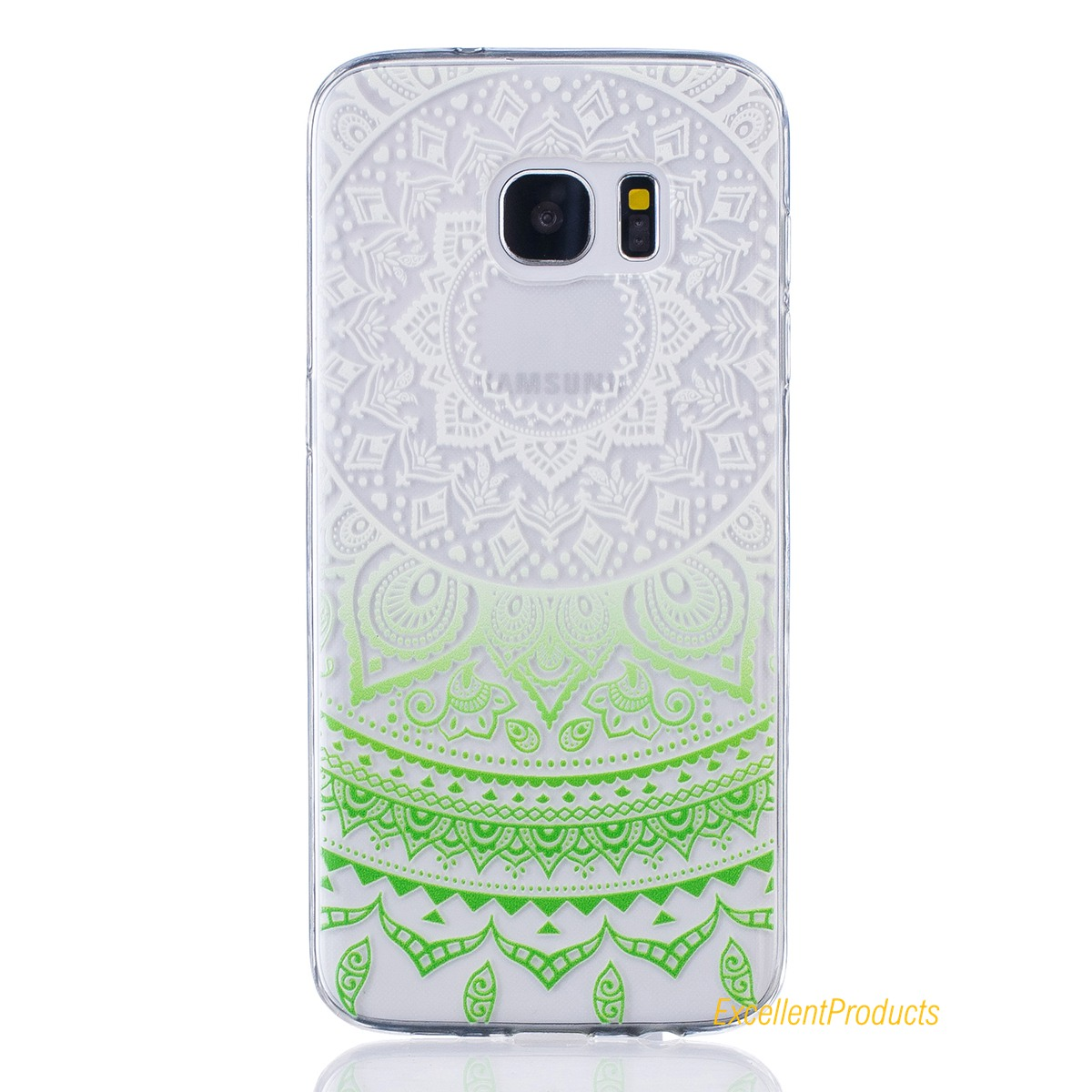 For Samsung S7 EDGE Case Soft Silicone TPU Fashion Design Pattern Back Cover For samsung s 7 edge Cases Hot Selling